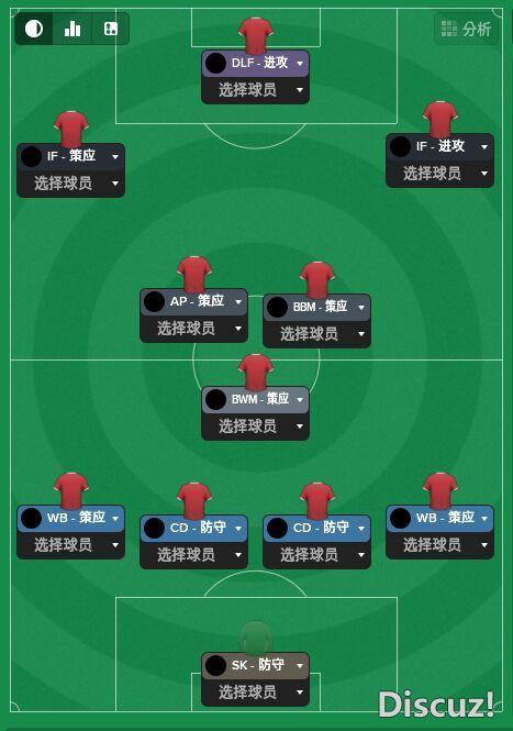 FM2018 - 11人足球网